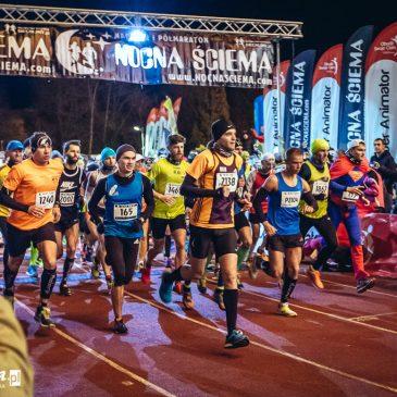 Nocna Ściema 2016 | reportaż z biegu