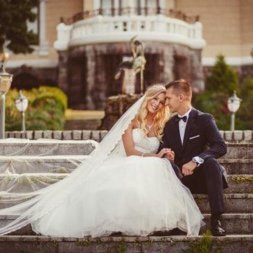 Plener – reportaż ślubny Białogard, Koszalin, Kołobrzeg