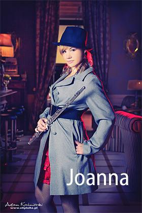 Joanna, sesja indywidualna, Koszalin