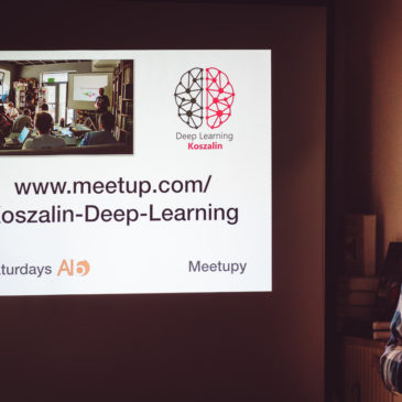 MeetUp – Deep Learning Koszalin #5