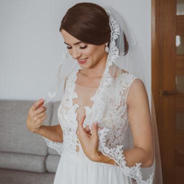 Fotografia ślubna Koszalin – przygotowania – repo
