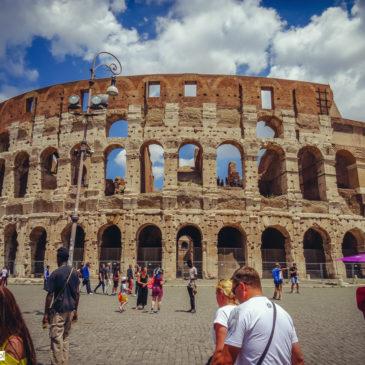 Rzym – reportaż z wycieczki
