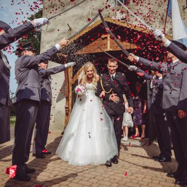 Ceremonia ślubna – reportaż ślubny, fotografia ślubna, Sławno, Koszalin, Białogard, Kołobrzeg