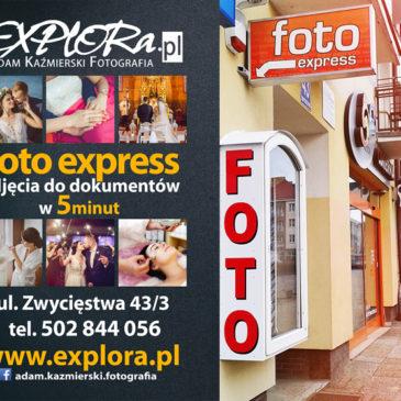 Zdjęcia do dokumentów Koszalin – Foto express Koszalin