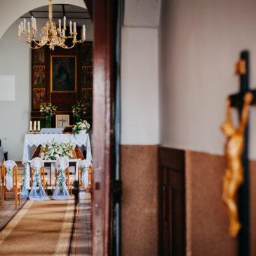 Zabezpieczony: Ceremonia ślubna i Chrzest Święty