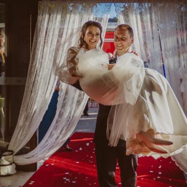 Wesele – reportaż ślubny, Koszalin, Białogard, Kołobrzeg